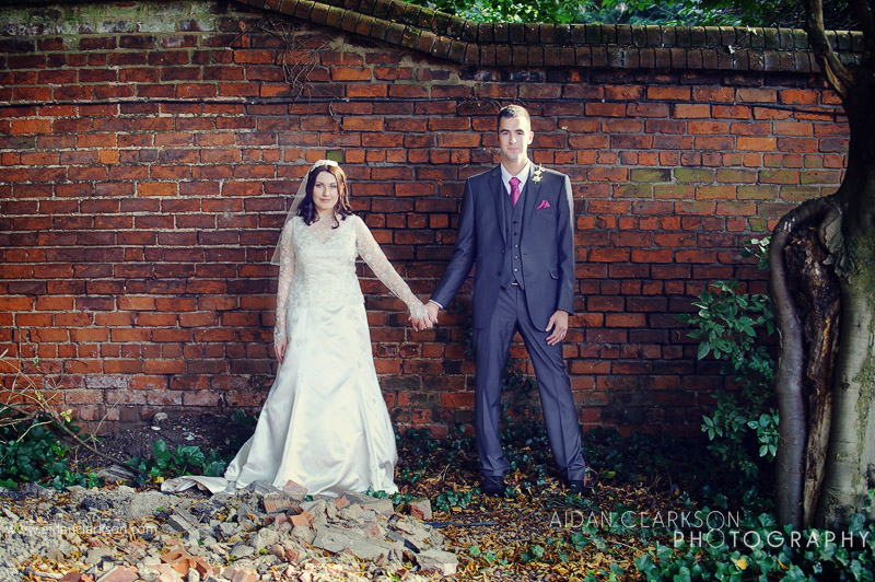 Grimsby Wedding Photography at The Millfields Hotel - Mary & Gareth