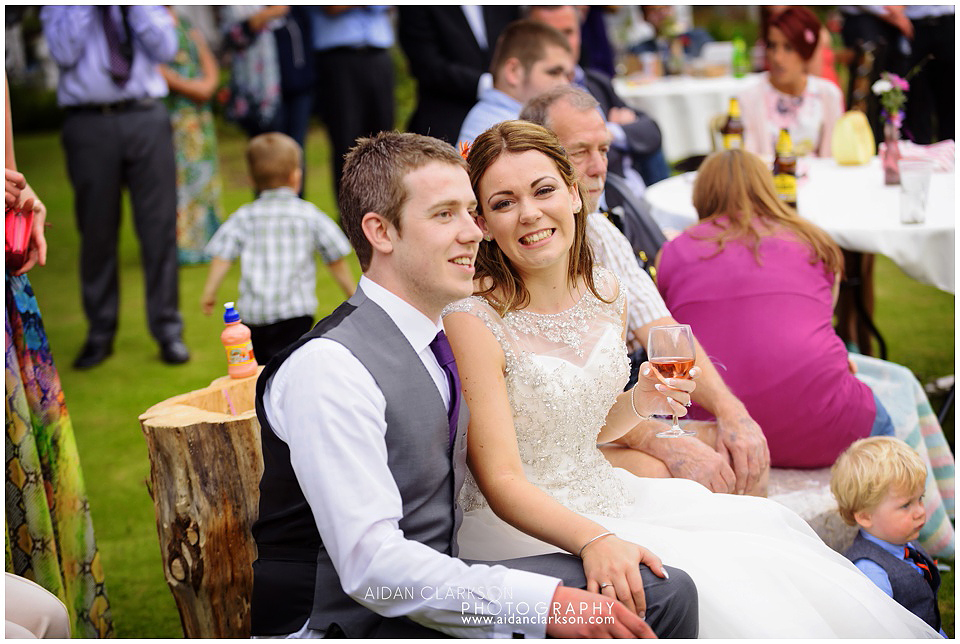 louth priory hotel wedding with lauren and matt