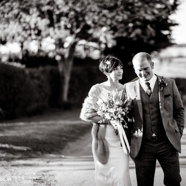 Lizzie & Henry's Tipi wedding in Lincolnshire